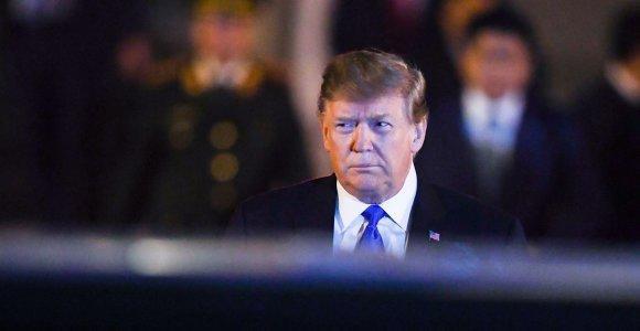 D.Trumpas reikalauja atskleisti informacijos apie kiberatakas prieš Rusiją šaltinius