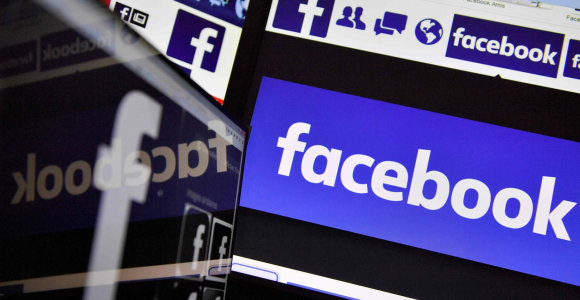 """""""Facebook"""" imasi teisinių veiksmų prieš apgaulingas reklamas"""