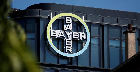 """Vokietijos milžinė """"Bayer"""" parduoda veterinarinių vaistų padalinį už 7,6 mlrd. JAV dolerių"""