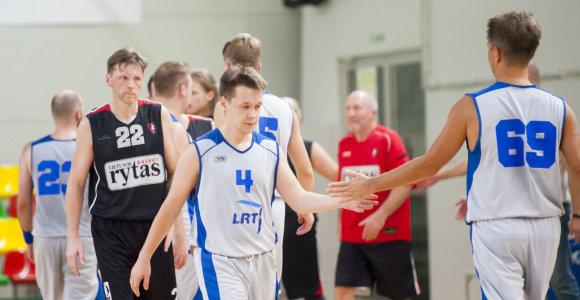 Lietuvos žurnalistų krepšinio čempionai – TV3