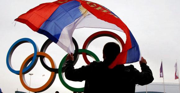 """Dėl dopingo diskvalifikuota Maskva kaltina """"antirusišką isteriją"""""""