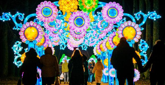 Kaip fotografuoti(s), kad nuotraukos šviesų festivalyje pavyktų tobulai?
