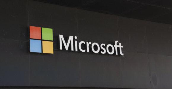 """""""Microsoft"""" Meksikoje ketina investuoti 1,1 mlrd. JAV dolerių"""