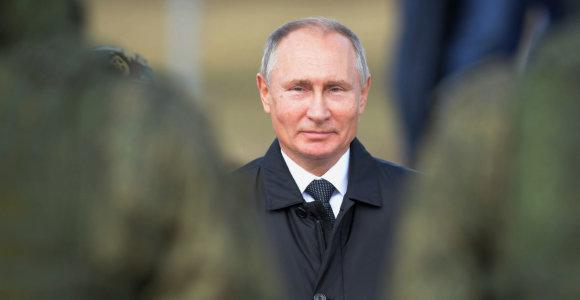 Ar taikydamasi į S.Skripalį Rusija tikrai siekė smogti vien jam?