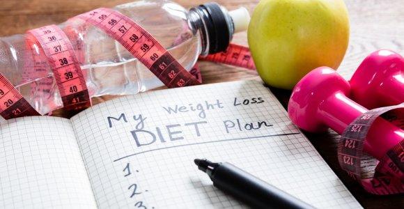 5 paprastos gudrybės, dėl kurių bet kokia dieta taps dvigubai efektyvesnė