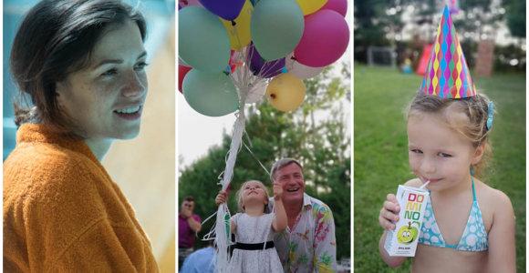 Inetos ir Ąžuolo Žvagulių dukters Barboros gimtadienio šventė: nuo žymių svečių iki netikėtų dovanų