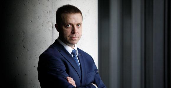 """P.Motiejūnas: kodėl Eurolyga nenutraukė sezono ir apie """"Žalgiriui"""" neišvengiamus iššūkius"""