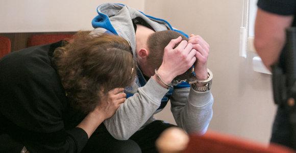 Švenčionių rajone dėl trijų butelių degtinės moterį nužudęs jaunuolis kalės 10 metų