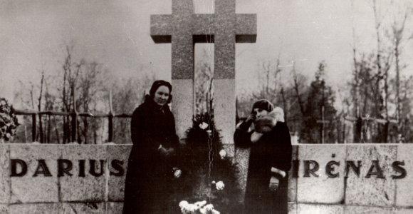 """Darius ir Girėnas: kaip gimė legenda apie nacistinės Vokietijos """"pašautą"""" """"Lituanicą""""?"""