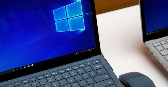 """Būsimasis """"Windows 10"""" atnaujinimas žada įdomias naujienas"""