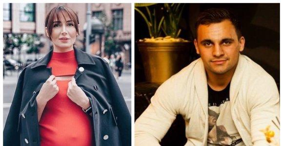 Erikas Rachinšteinas su žmona Monika susilaukė antro vaiko: sūnų pavadino Leo