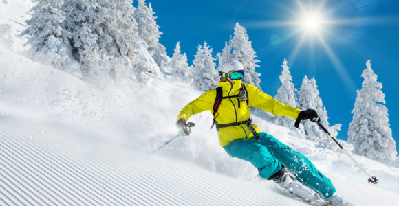 EK neketina kištis į ES narių ginčus dėl slidinėjimo kurortų veiklos pandemijos sąlygomis