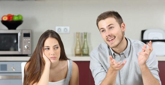 Kodėl mus erzina kito žmogaus elgesys ar savybės ir norime jį pakeisti? R.Klišytės komentaras
