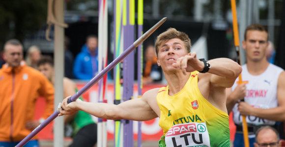 Pirmasis Deimantinės lygos blynas neprisvilo: E.Matusevičius lenkė olimpinius čempionus