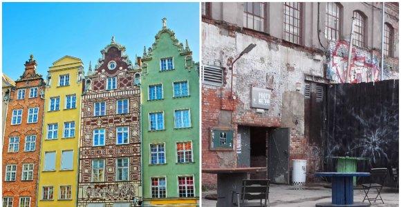 Neaplenkite: viena įdomiausių vietų Gdanske – šalia jo gražiojo senamiesčio