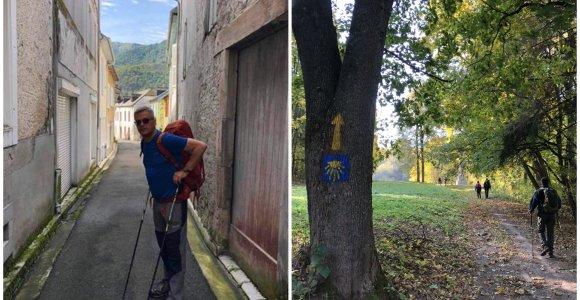 """Lietuvoje nutiestas 500 km """"Camino Lituano"""": kaip savanorių idėja virto kūnu"""