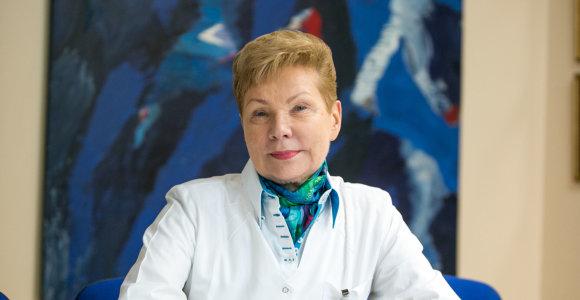 Viena labiausiai patyrusių ginekologių akušerių K.Mačiulienė: apie hormonų audras, gimdymo pozas ir geriausią amžių gimdyti
