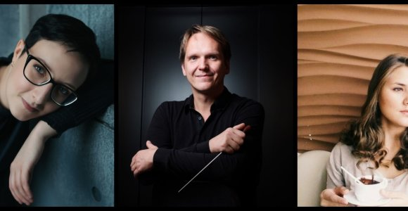 Kauno filharmonijoje – dviejų talentingų solisčių koncertas
