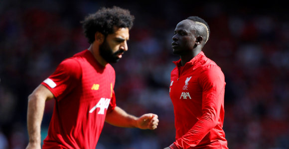 Įtampa tarp žvaigždžių: Sadio Mane prakalbo apie konfliktą su Mohamedu Salahu