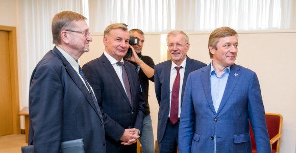 Priėmė sau naudingas pataisas: tikėtina, kitas Seimas bus margesnis