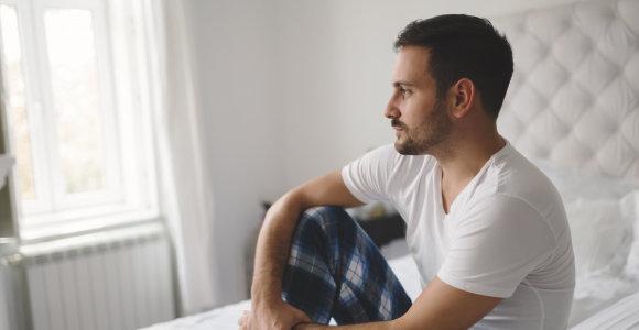 Psichologas A.Mockus apie pogimdyvinę vyrų depresiją ir amžiaus vidurio krizę: dėl ko jie išgyvena?