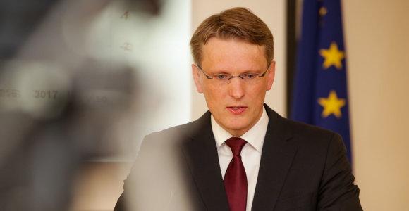 T.Garbaravičius: LB – vienas drąsiausiai investuojančių centrinių bankų