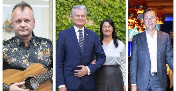 Labdaros renginys Vilniaus pakrašty subūrė dosniuosius: Nausėdos dovanojo išskirtinį siurprizą