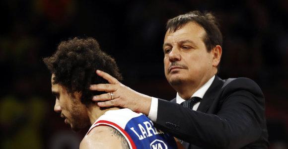 """E.Atamanas: """"Su tokiu žaidimu galėtume pretenduoti ir į NBA titulą"""""""