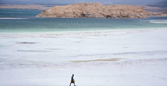 Džibučio atradimai ekspedicinėje kelionėje Sudanas-Džibutis