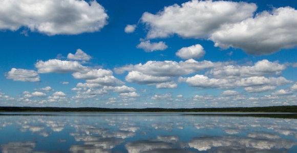 Beržoro ežere maudynės pasibaigė liūdnai