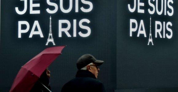 Vokietija išdavė Belgijai bosnį, siejamą su Paryžiaus atakomis