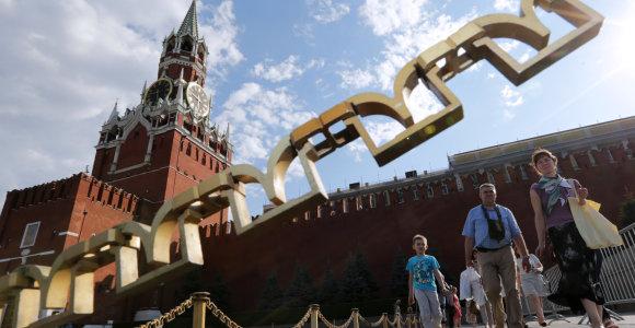 Peteris Pomerantsevas: nustokime apie konfliktą su Rusija galvoti kaip apie informacinį karą