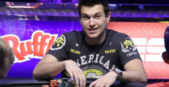Dougas Polkas savo sekėjams išdalins 2% WSOP laimėjimų