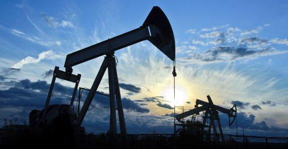 Kazachstanas šiemet sumažino naftos ir dujų gavybą