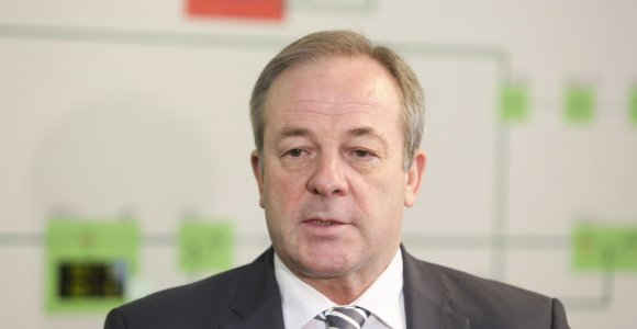 Kyšį priėmęs Vilniaus eksvicemeras R.Adomavičius EŽTT skundžiasi buvęs išprovokuotas