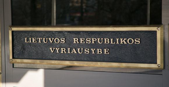 Vyriausybė tiesioginio valdymo įvedimą Širvintų rajone ir Panevėžyje atideda mėnesiui