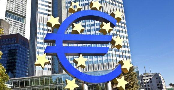 Pasaulinės technologijų milžinės gali sutrikdyti Europos finansų sistemą, perspėja ECB