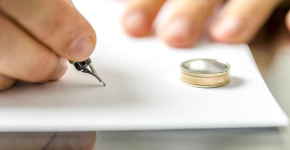 Skyrybų bumas: kodėl nutrūksta ne pirma santuoka? Geštalto terapeutės komentaras