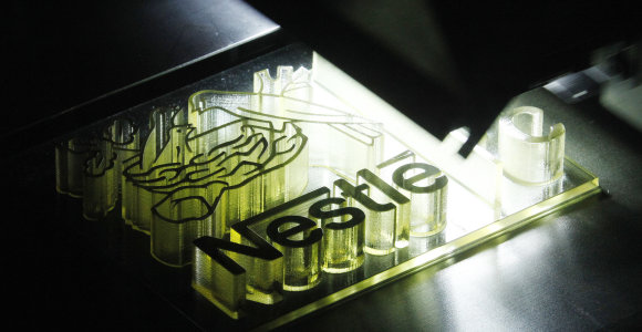 """Lietuvoje kuriama technologija, kuri svarbi tokioms kompanijoms kaip """"Nestle"""""""