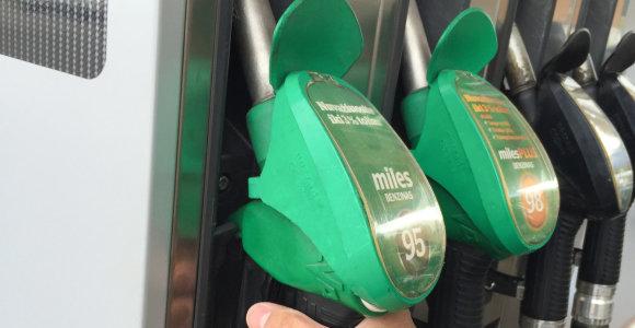 Seimas: nuo 2020-ųjų benzine biodegalų turės būti ne mažiau kaip 10 proc.