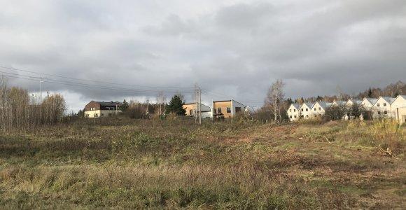 Šalia Vilniaus planuojamos langų gamyklos kaimynai: mes apie tai sužinojome atsitiktinai