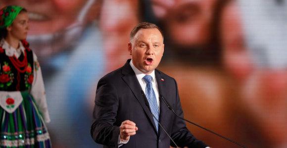 Lenkijos Prezidento vizito proga – speciali Žygimanto Augusto epochos radinių ekspozicija