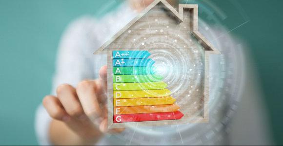 Būsto ABC. Kas yra energinė klasė ir kuo ji svarbi?