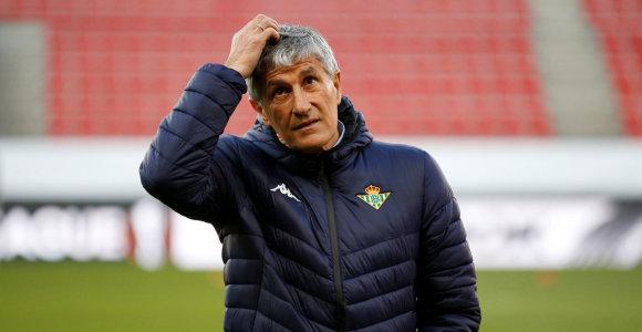"""Oficialu: """"Barcelona"""" atleido E.Valverde ir paskyrė naują trenerį"""