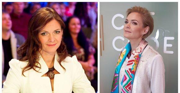 """Kristina Zmailaitė ryžosi išvaizdos pokyčiams: """"Pažįstami sakė, kad naujas įvaizdis mane labai jaunina"""""""