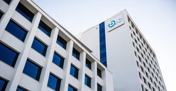 Baigtas statyti antrasis BLC verslo centras Kaune: darbo vieta jis taps 1,5 tūkst. žmonių