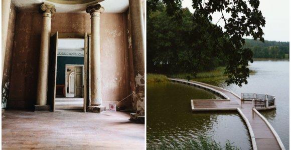 1282 km po Lietuvą: per vieną dieną – 4 vienas už kitą įspūdingesni dvarai