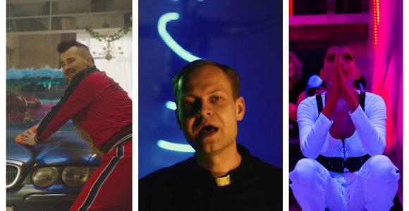 Įteikti geriausių muzikinių vaizdo klipų KLIPVID apdovanojimai: nugalėtojai pasidalijo 6,5 tūkst. eurų