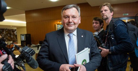 Būsimos koalicijos formavimo strategijos Alytuje: lyderiui atsukama nugara