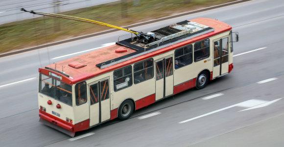 Šventinė diena sostinėje: eismo ribojimai ir nemokamas viešasis transportas
